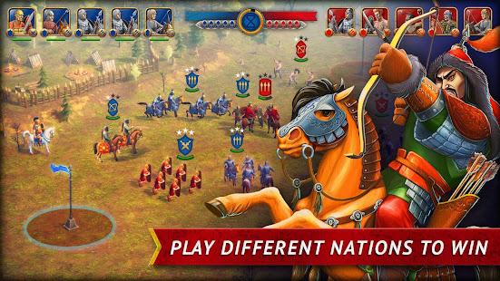 Triumph of War: PvP Battles for PC-Windows 7,8,10 and Mac apk screenshot 5