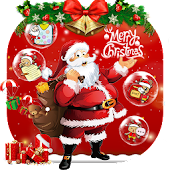 Merry Christmas Santa Theme