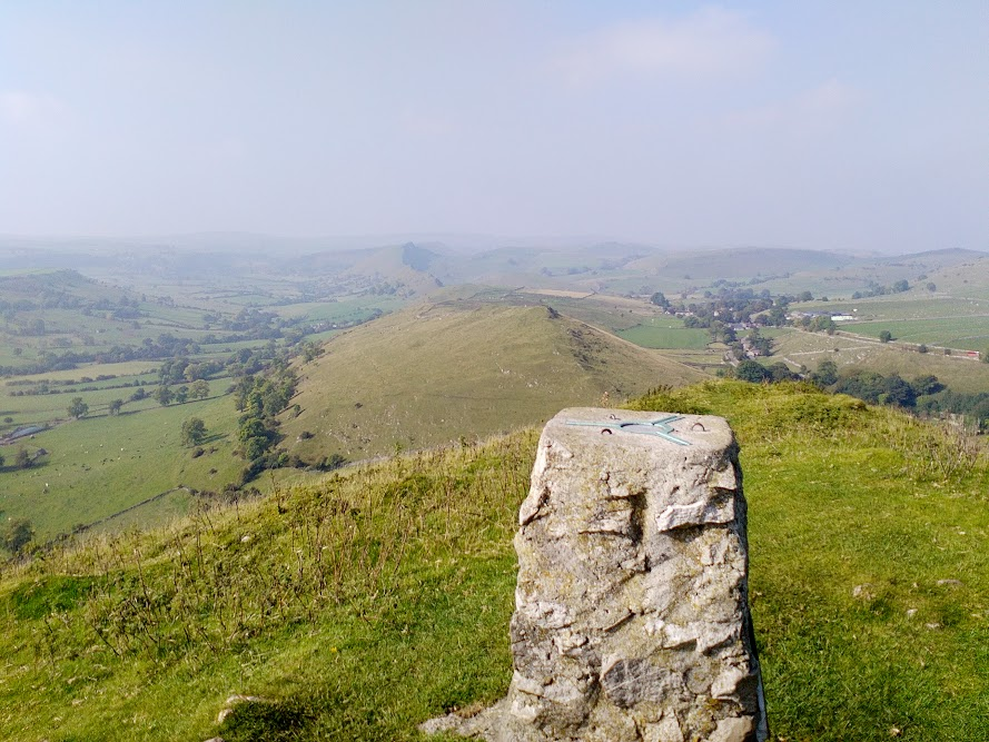 View from High Wheeldon