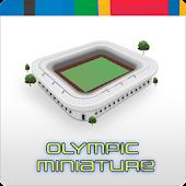 2018올림픽 미니어쳐