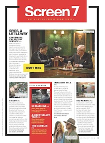 ShortList Magazine- screenshot thumbnail