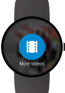 Video for Android Wear&YouTube Screenshot 4