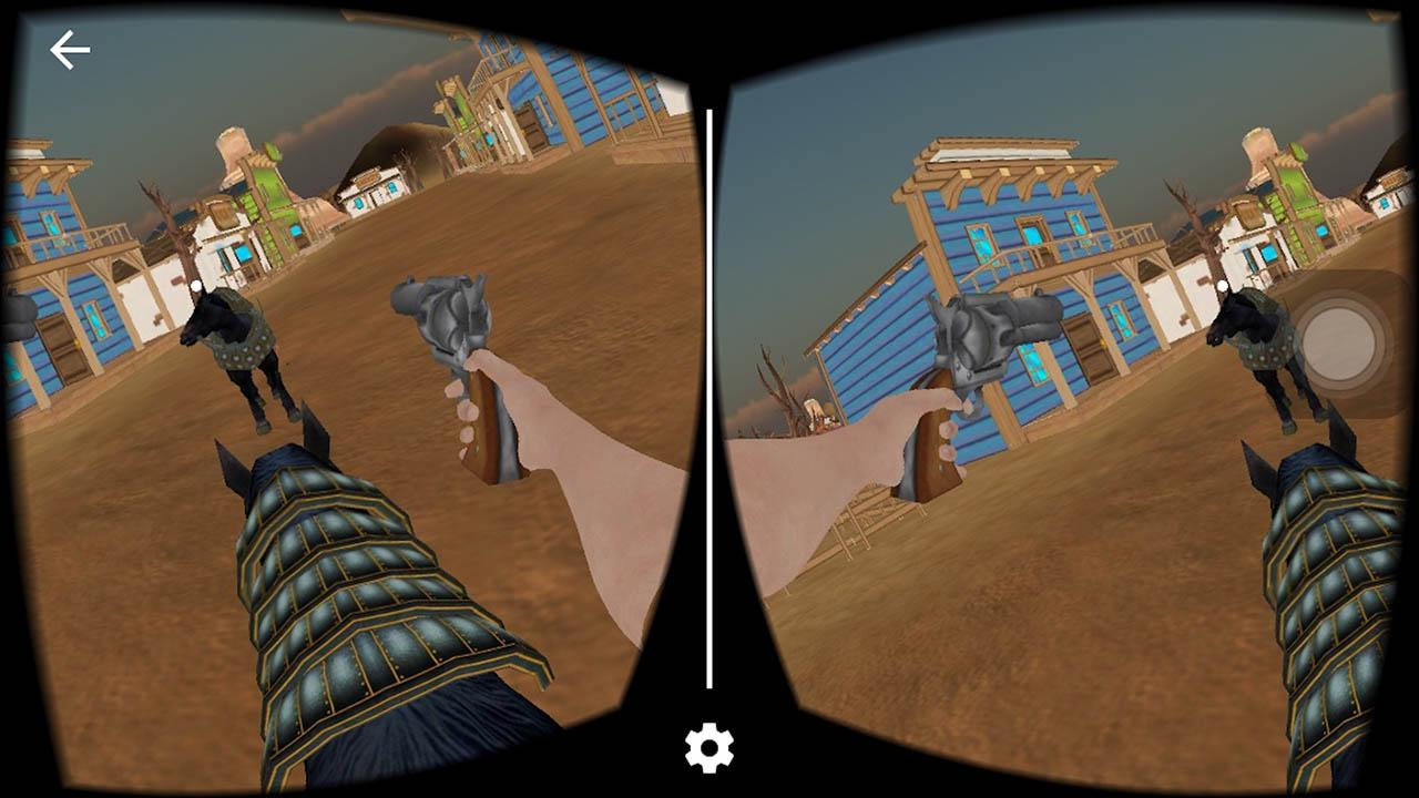 Western Cowboy Simulator VR- screenshot