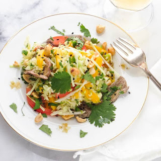 Lime Beef Salad Recipe