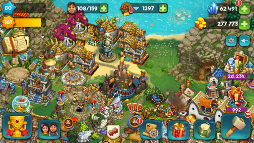 The Tribez: Build a Village screenshot 5