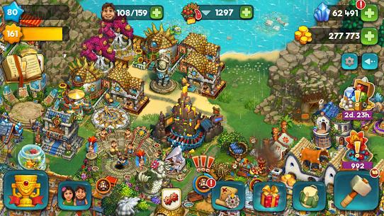The Tribez Build a Village 12.10.3 Mod (Unlimited Money) 3
