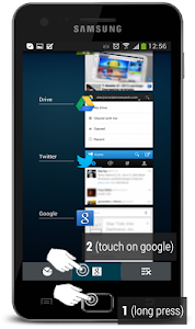 Slide Launcher TouchWiz plugin 1.2