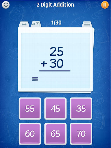 Math Games - Addition, Subtraction, Multiplication apktram screenshots 16