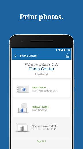 Sam's Club: Wholesale Shopping Screenshot