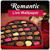 Romantic live Wallpaper - Rose Animated Wallpaper