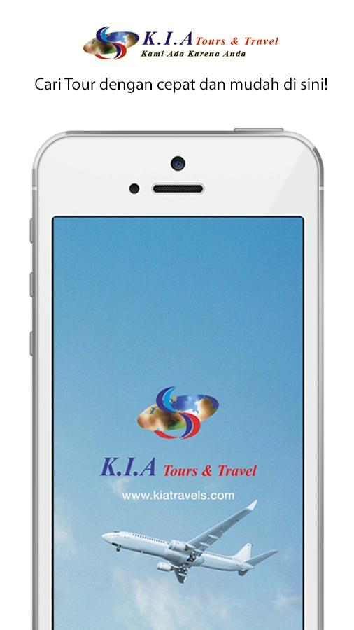 KIA Tours- screenshot