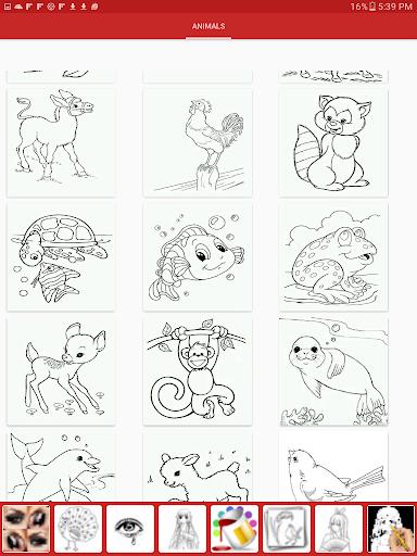 Drawing Animals screenshot 9