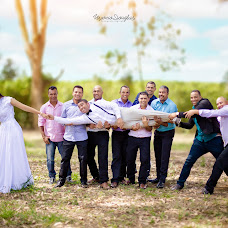 Wedding photographer Marcio douglas Teixeira (marciodouglas). Photo of 21.01.2017