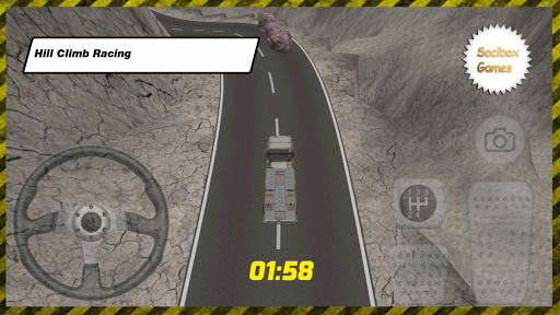 Flatbed Hill Climb Game