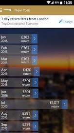 British Airways Screenshot 7