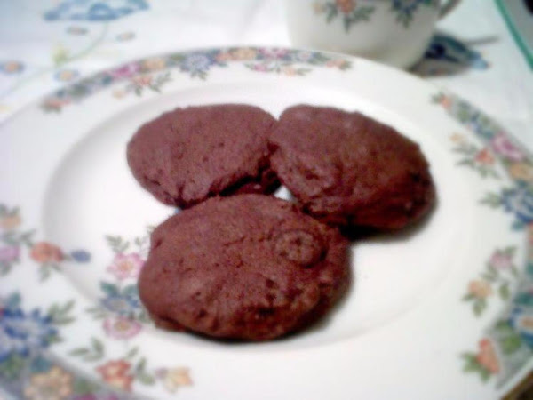 Cocoa Chocolate Chip Cookies Recipe