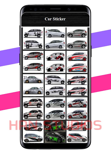 Car sticker cutting design 2019 1.0.3 screenshots 1