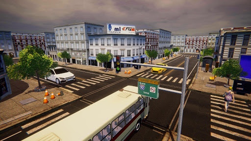 Bus Simulator 2019 : City Coach Driving Game 3 screenshots 2