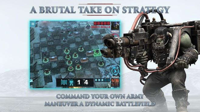 Warhammer 40,000: Regicide v1.0 b12