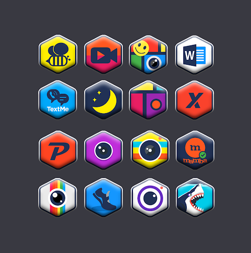 Xucon - Icon Pack 이미지[3]