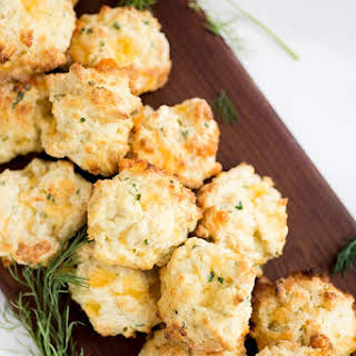 Cheddar and Herb Scones.