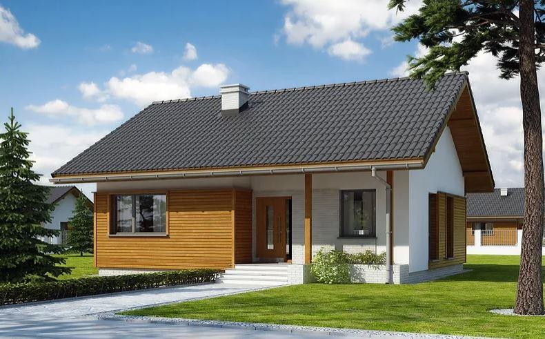 Projekt domu Sepia CE