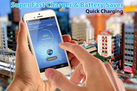 Fast Battery Charger & Saver screenshot 4