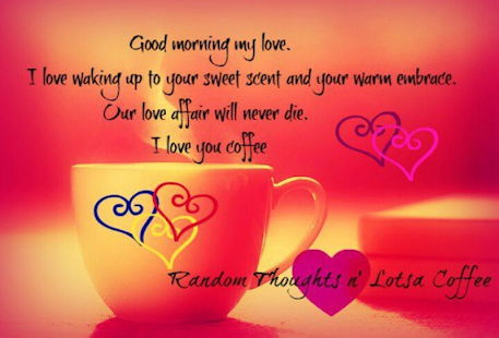 Love good morning android apps on google play love good morning screenshot thumbnail voltagebd Images