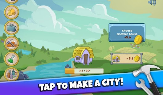 Make a City Idle Tycoon - náhled