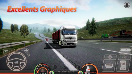 Simulateur de Camion : Europe 2  captures d'u00e9cran 1