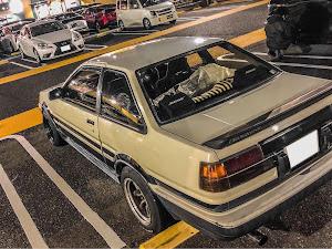 カローラレビン AE86 GT-APEXのカスタム事例画像 オヤジJr.【OYAGE Jr.】さんの2021年01月05日18:13の投稿