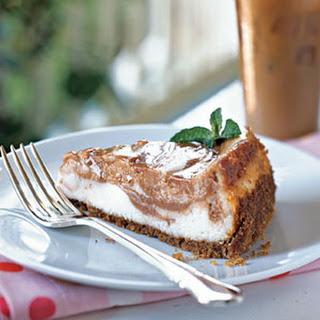 Guava-Swirled Cheesecake