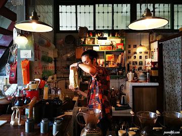 台南秘氏咖啡