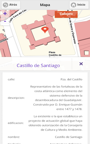 android Movilidad Sanlúcar de Bda. Screenshot 16