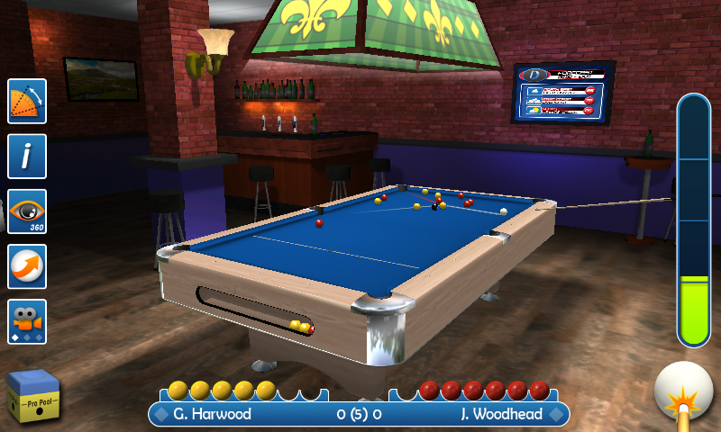 Pro Pool 2018 Screenshot 3
