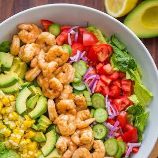 Avocado Shrimp Salad.
