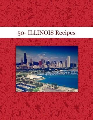 50- ILLINOIS Recipes
