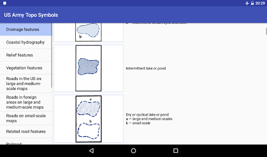 US Army Map Symbols Android Apps On Google Play - Us army map symbols