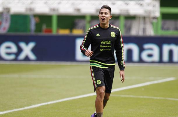 Salcedo está tranquilo y enfocado en Río 2016