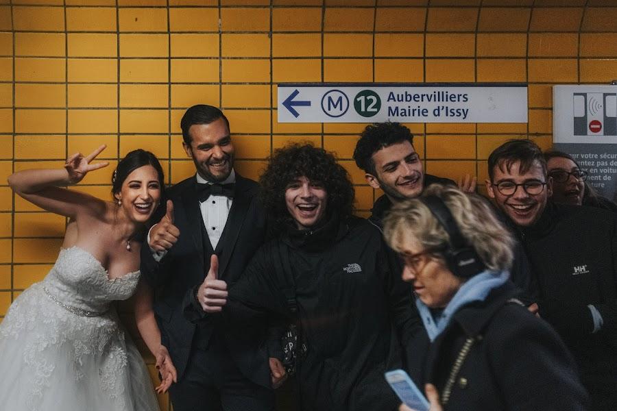 Bryllupsfotograf Christian Macias (christianmacias). Foto fra 16.05.2019