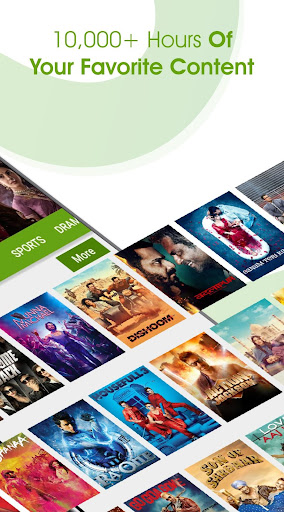 tapmad tv – live tv, sports, drama & movies screenshot 2