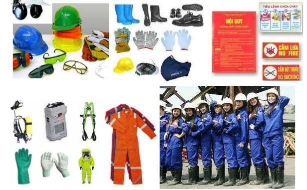 Tại sao chúng ta nên sử dụng đồ bảo hộ lao động?
