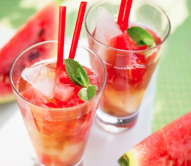 summer-iced-tea-recipes_watermelon_basil