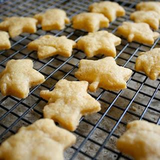 Cheese Snack Cracker Recipe