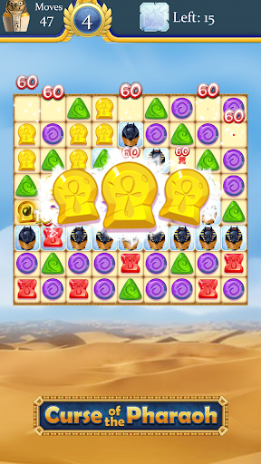 Curse of the Pharaoh - Match 3 11.1338.92 androidappsheaven.com 1