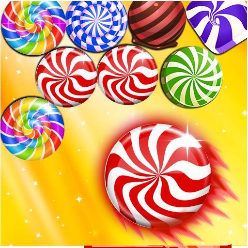 糖果泡泡爆破遊戲 休閒 App LOGO-APP開箱王