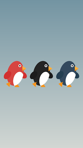 企鵝酷跑,卡通版