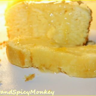 Gluten-Free Lemon Pound Cake Recipe