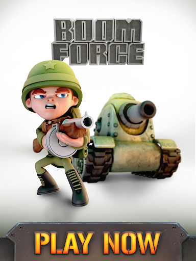 Boom Force: War Game for Free game (apk) free download for Android/PC/Windows screenshot