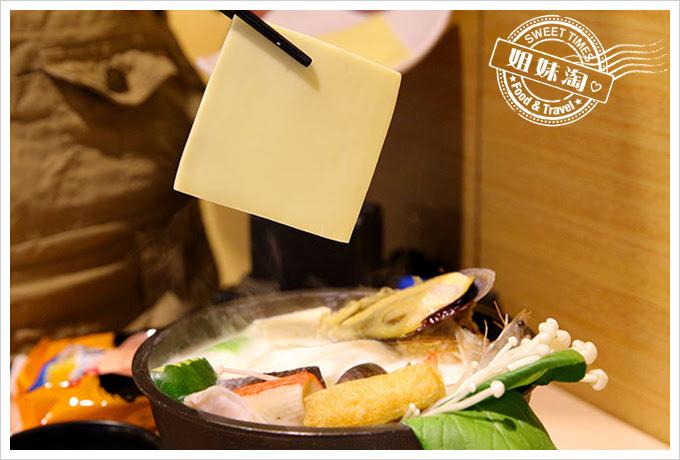茉荳獨享鍋北海道牛奶海鮮鍋3